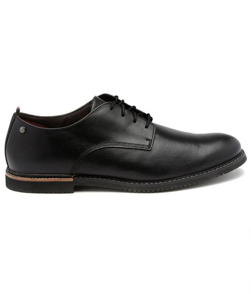 2b5af02dc7 Timberland Black Derby Genuine Leather Formal Shoes Timberland Black Derby  Genuine Leather Formal Shoes ...