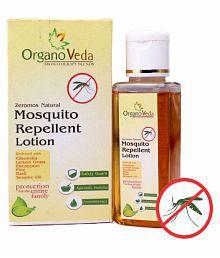 Organo Veda Mosquito Repellent lotion oil Bath Kit