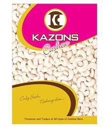 Kazons Regular Cashew Nut (Kaju) Regular 1000 Gm Pack Of 2