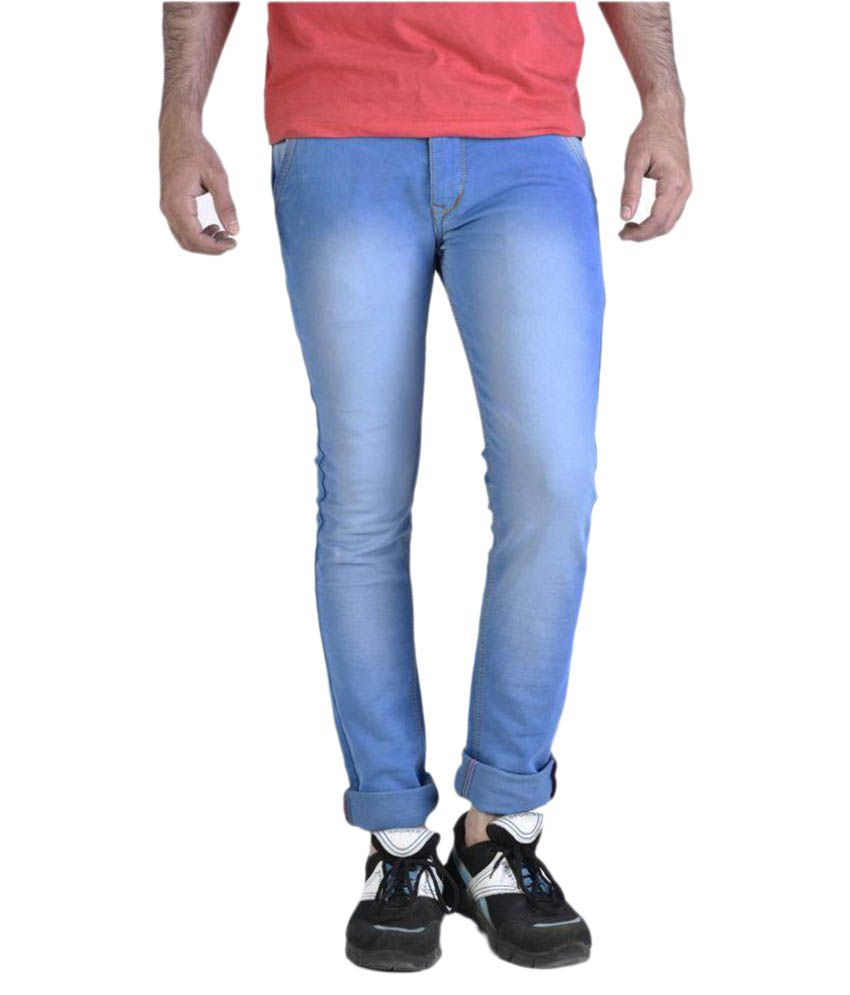 Aa Corporation Blue Slim Jeans