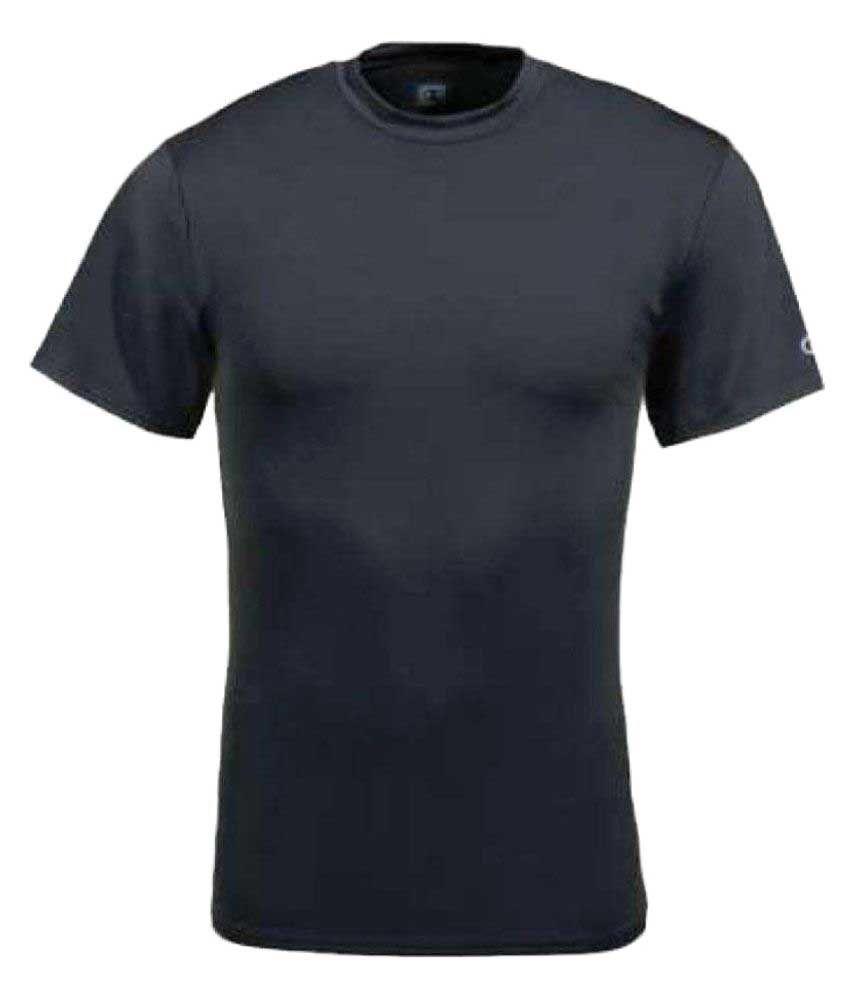 Madmax Black Lycra T-Shirt