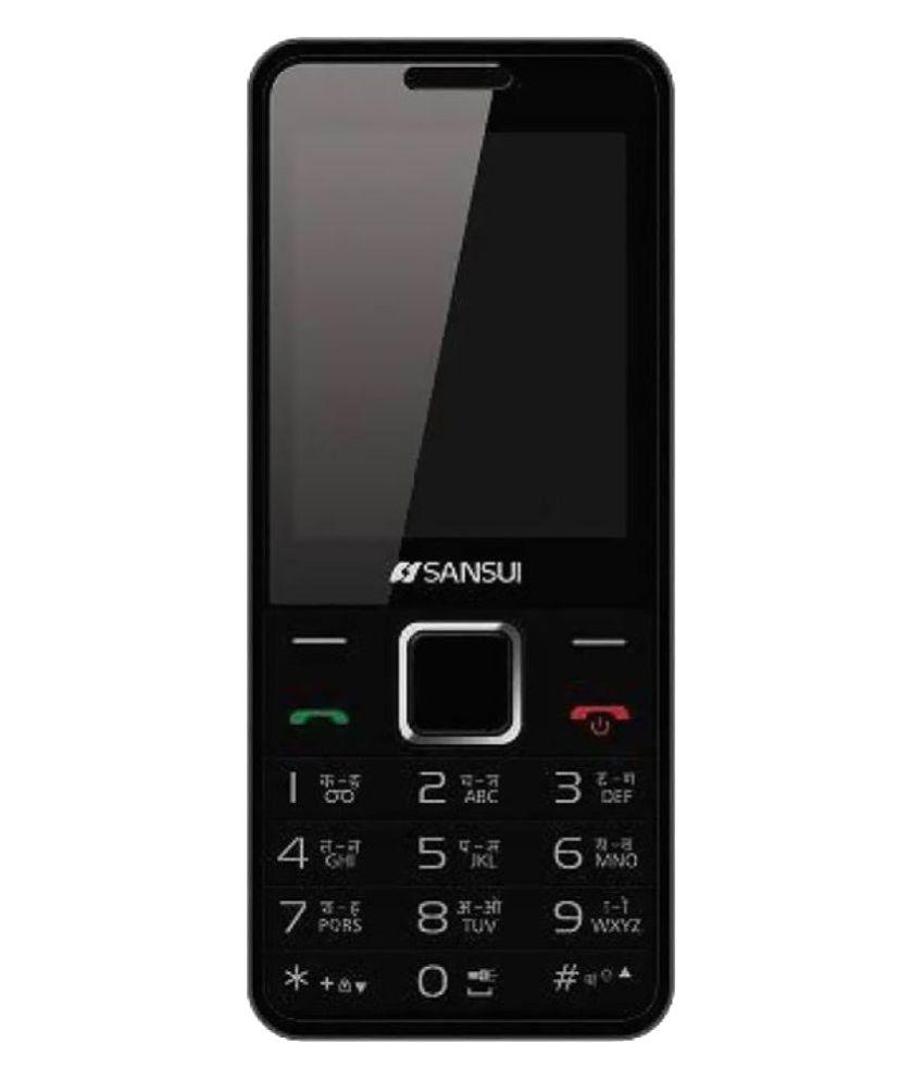 Sansui X10 32 MB Black