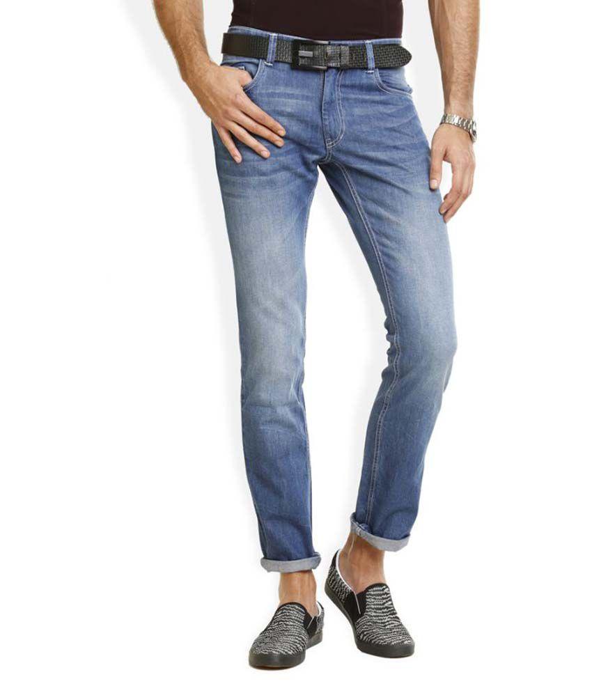 Identiti Blue Slim Jeans