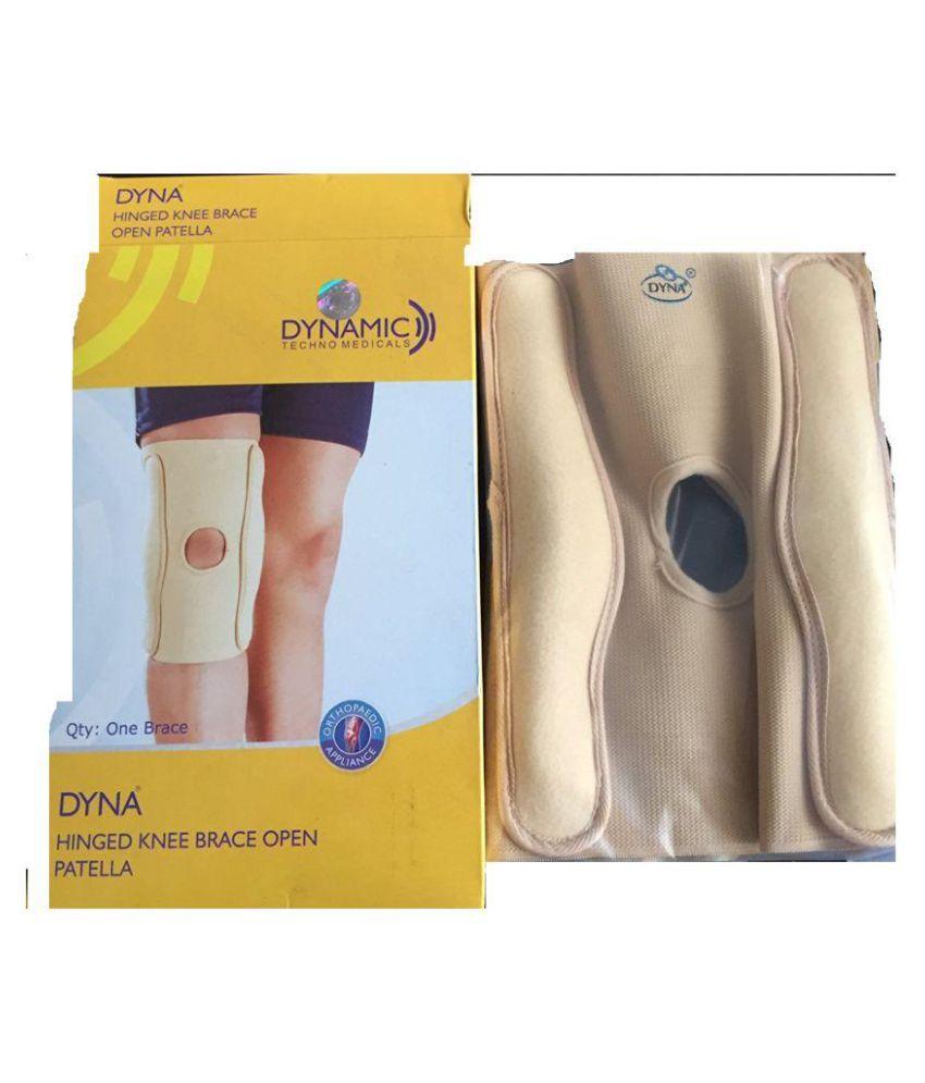 3038c4bdc0 Dyna hinged knee brace Open XXX-L: Buy Dyna hinged knee brace Open ...