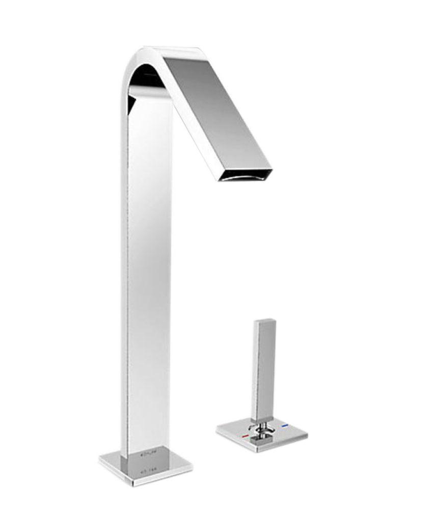 Buy Kohler Loure Brass Kitchen Sink Tap (Sink Cock) Online at Low ...