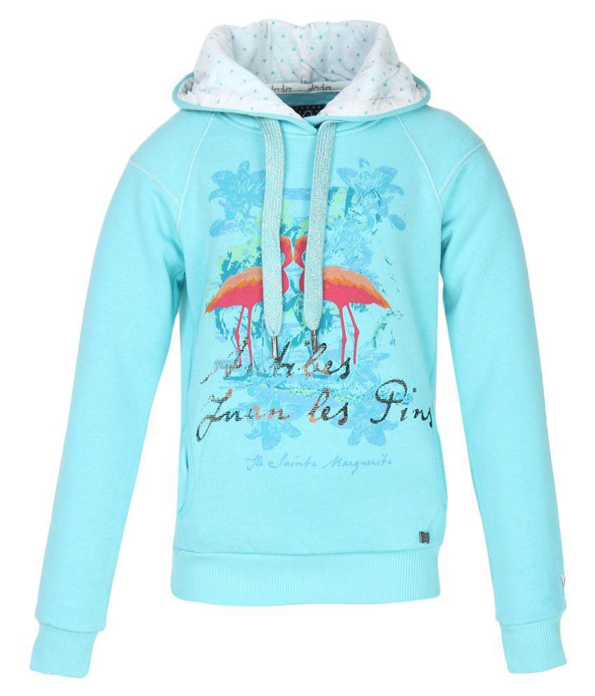 Madame Turquoise Sweatshirt