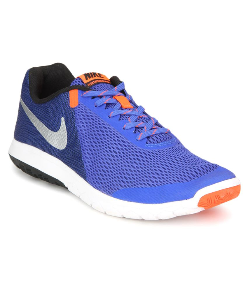 b9ea0849367e9 Nike Flex Experience RN 5 Blue Running Shoes - Buy Nike Flex Experience RN  5 Blue Running Shoes Online at Best Prices in India on Snapdeal