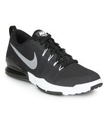 Nike Zoom Train Action Black Running Shoes