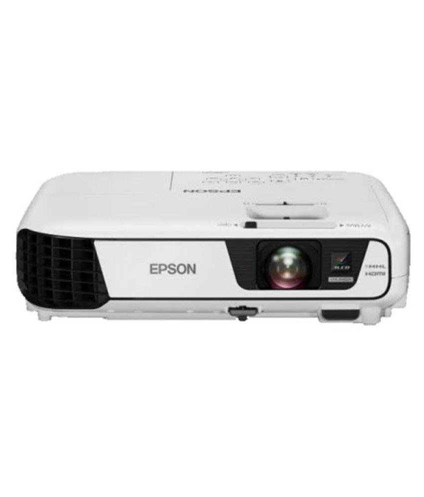 Epson EB-X31 LCD Projector 1024x768 Pixels (XGA)