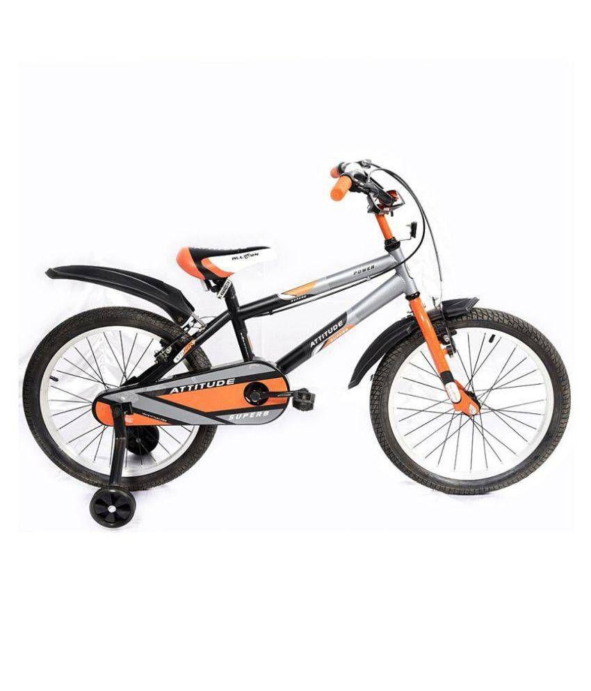 Allwyn Bikes Attitude 20t 50 8 Cm 20 Bmx Bike Bicycle Kids Bicycle