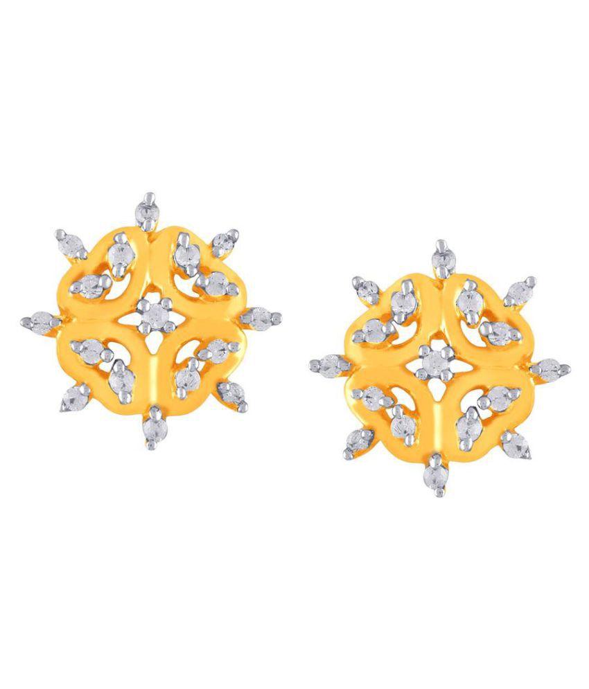 Gili 95.5 Lumineux Diamond Studs