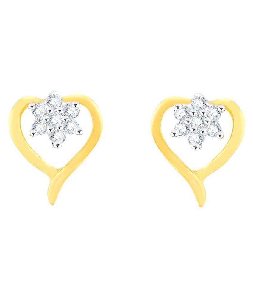 Nakshatra 95.5 Lumineux Diamond Studs
