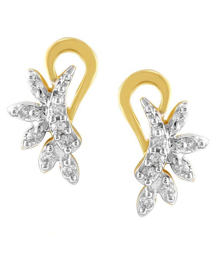 Asmi 95.5 Lumineux Diamond Studs