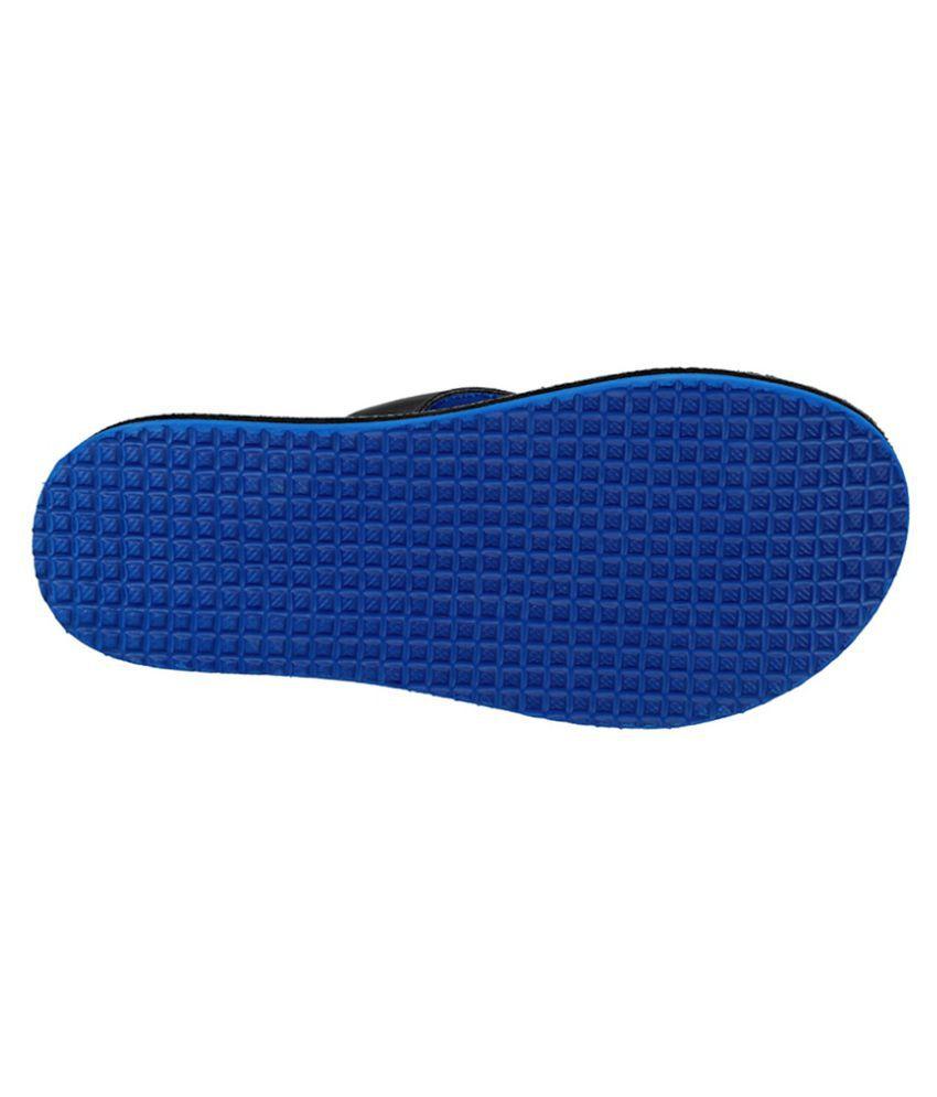 8eb0a1aaead72f Reebok Advent Black Thong Flip Flop Price in India- Buy Reebok ...