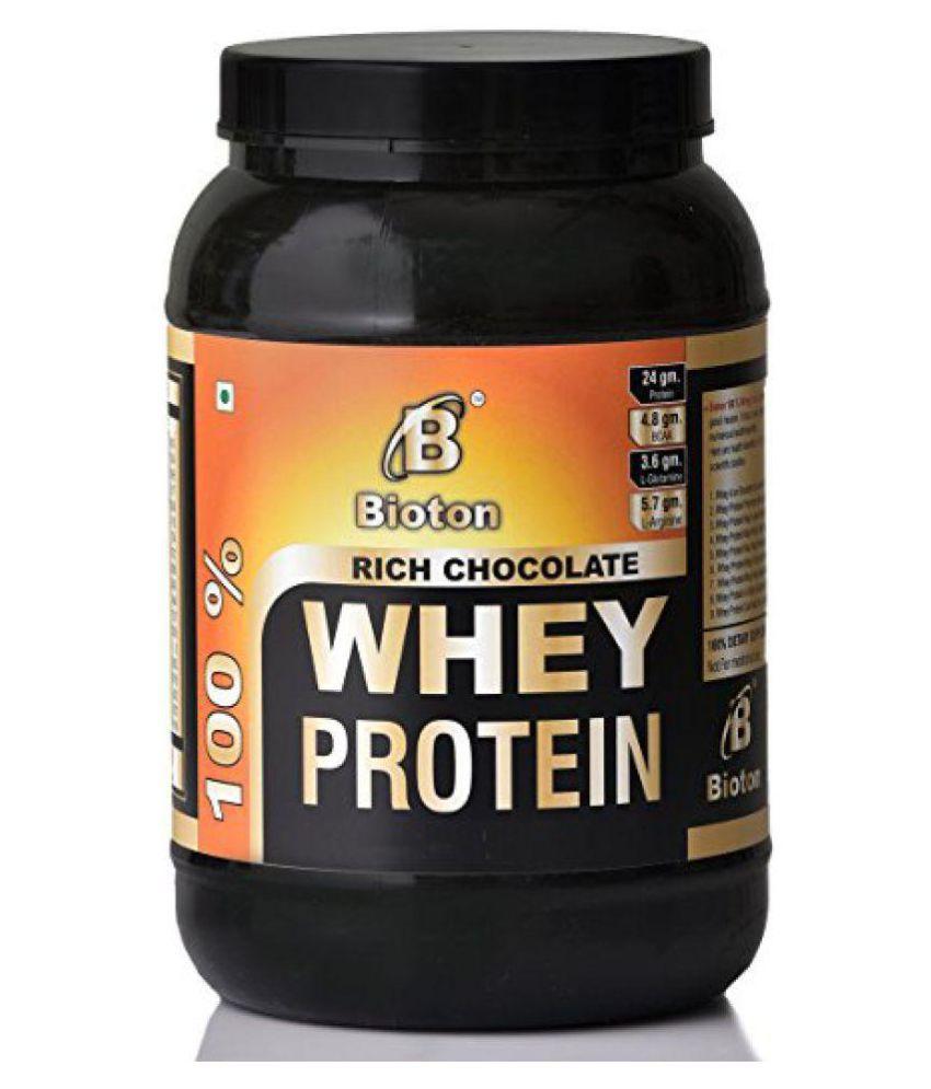 Bioton Whey Protein 5 lb Rich Chocolate: Buy Bioton Whey Protein 5 lb Rich Chocolate at Best Prices in India