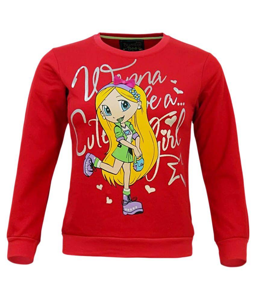 Kothari Red Sweatshirts