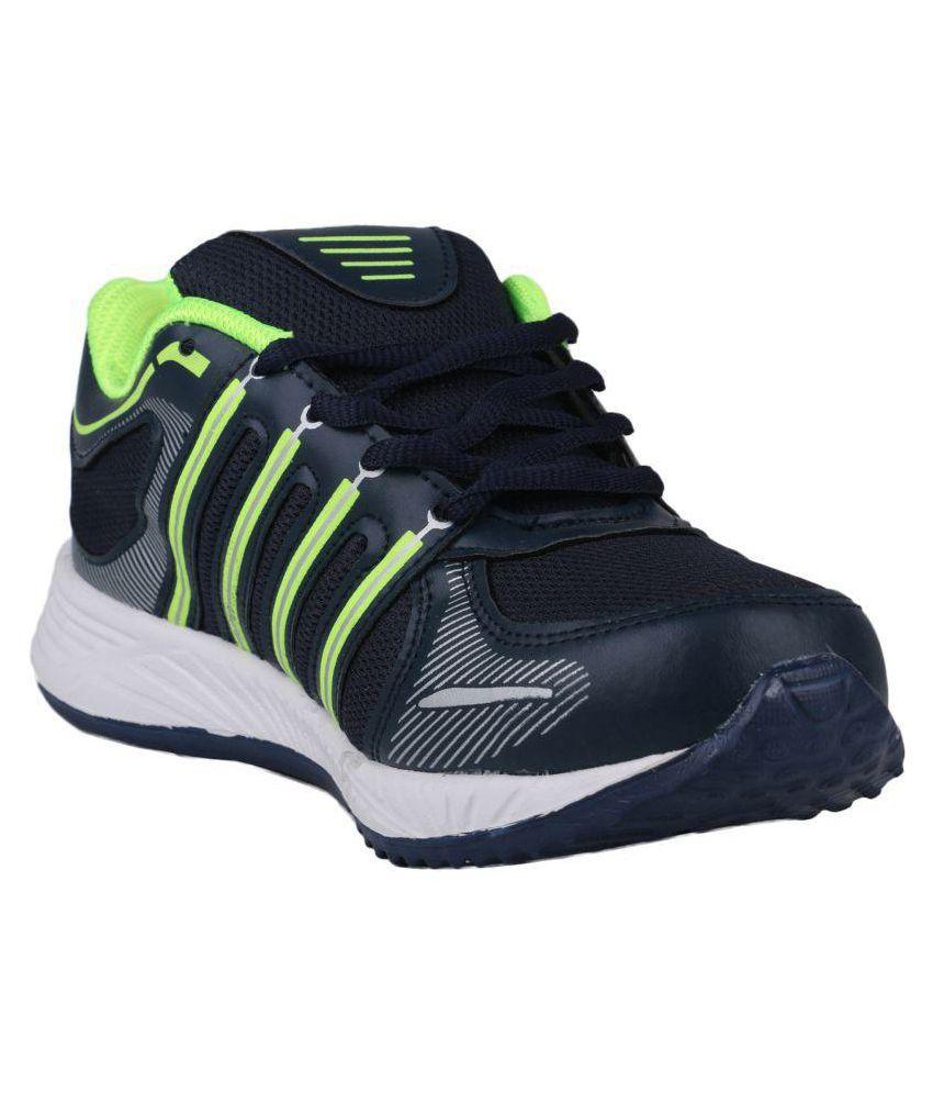 Rupani Blue Running Shoes