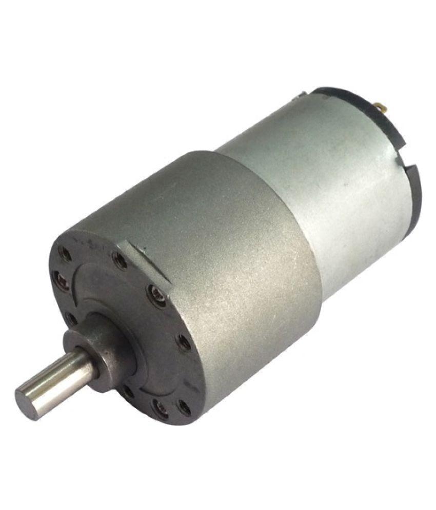 Robodo 60 RPM 12v DC Offside Gear Motor ...