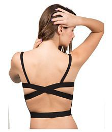 The Bling Stores Cotton Lycra Bralette
