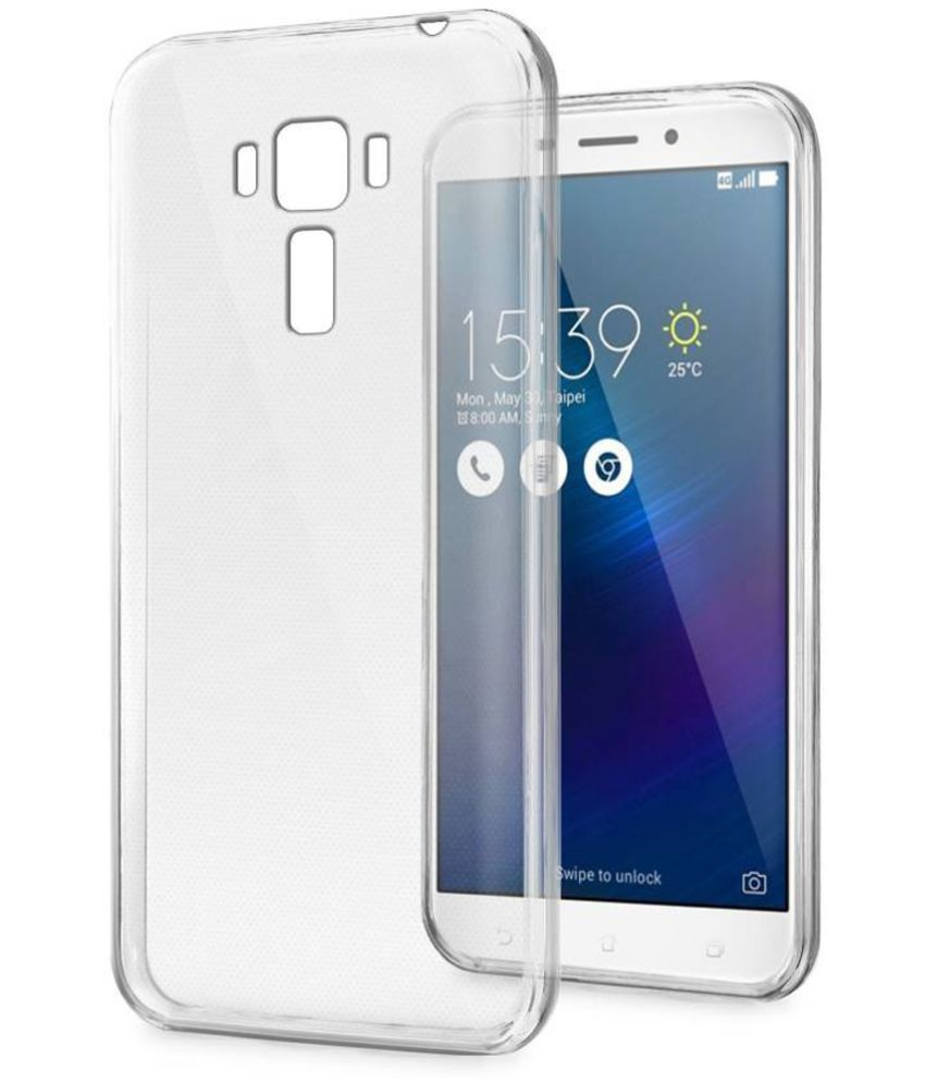 Asus Zenfone 3 5.5 Cover by Mirox - Transparent