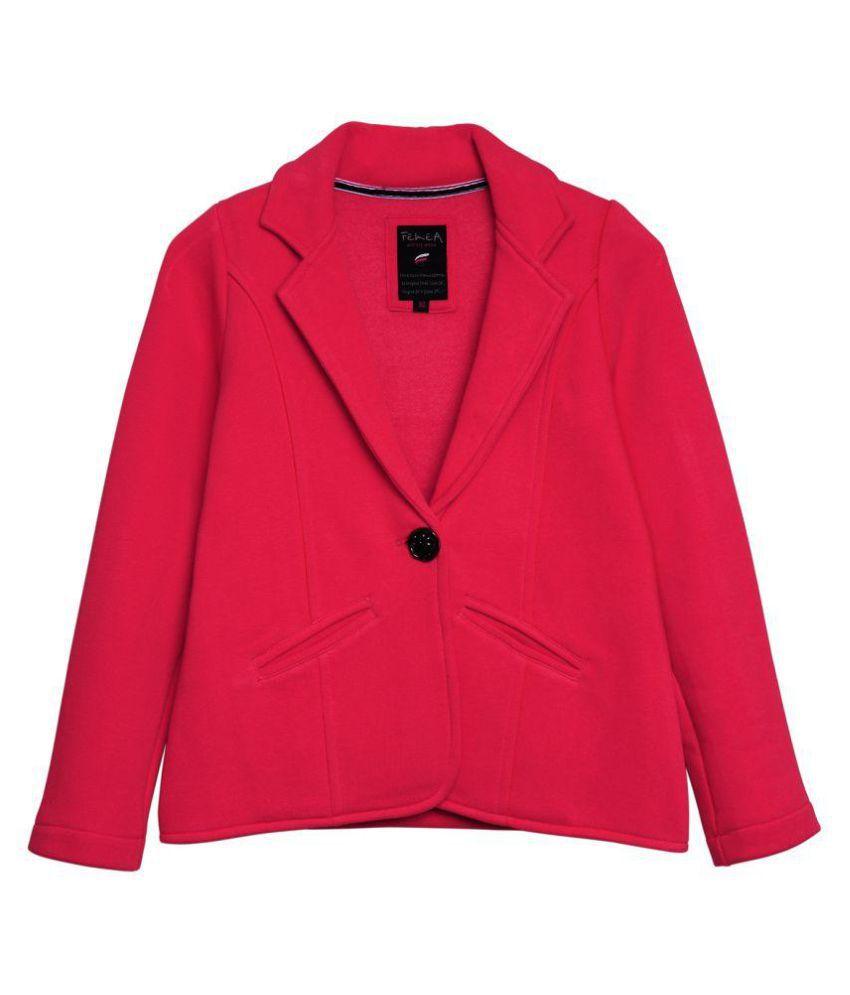 Femea Pink Coat