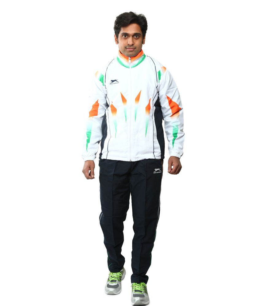 Shiv Naresh Printed Men's Track Suit