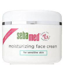 Sebamed Moisturizing Face Cream For Sensitive Skin(2.6oz) Moisturizer 75 Gm