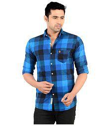 Vita Casual Multi Casuals Slim Fit Shirt - 650727657872