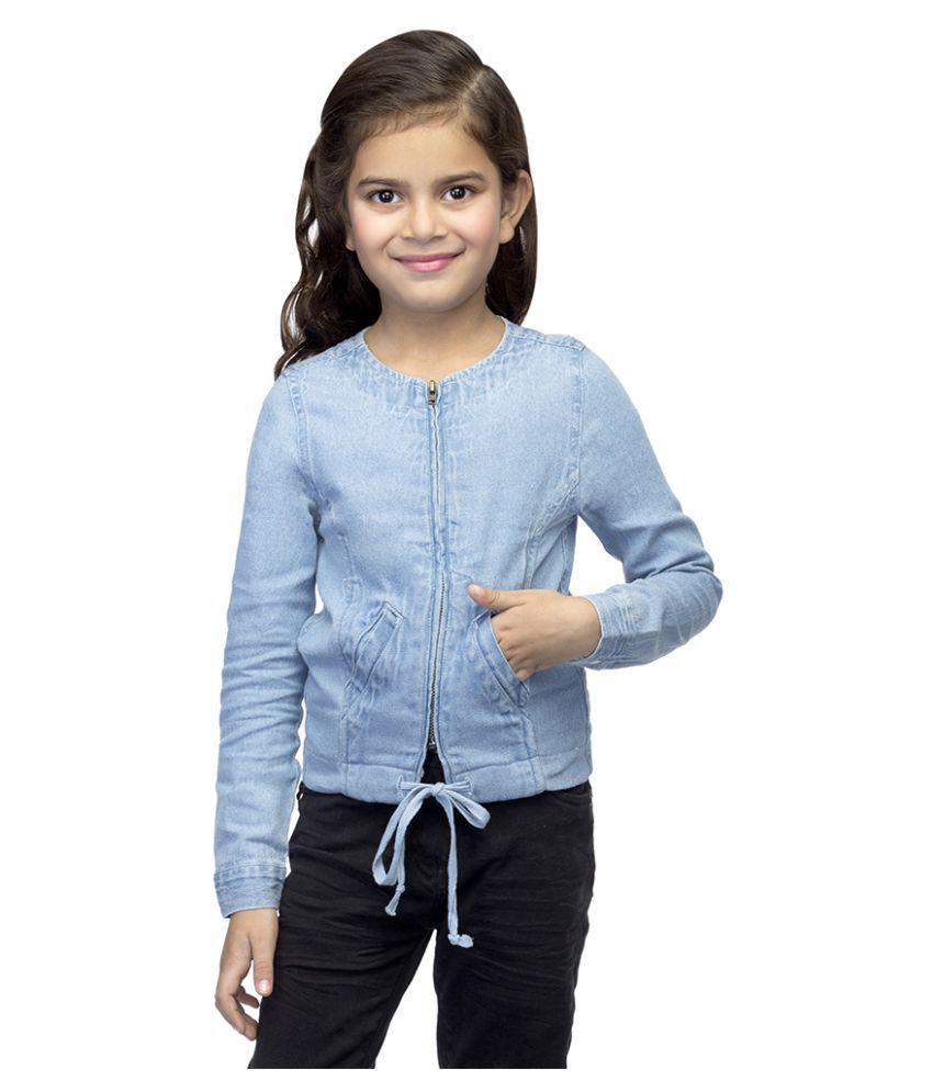Oxolloxo Blue Jacket