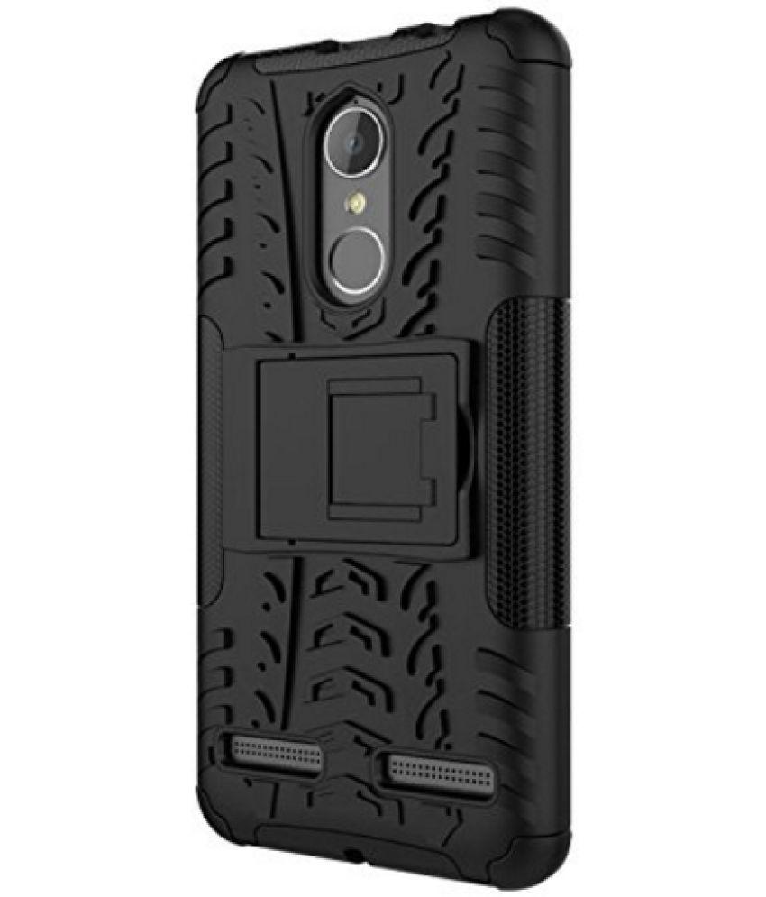 quality design edea7 f401a Lenovo K6 Power Flip Cover by Tidel - Black