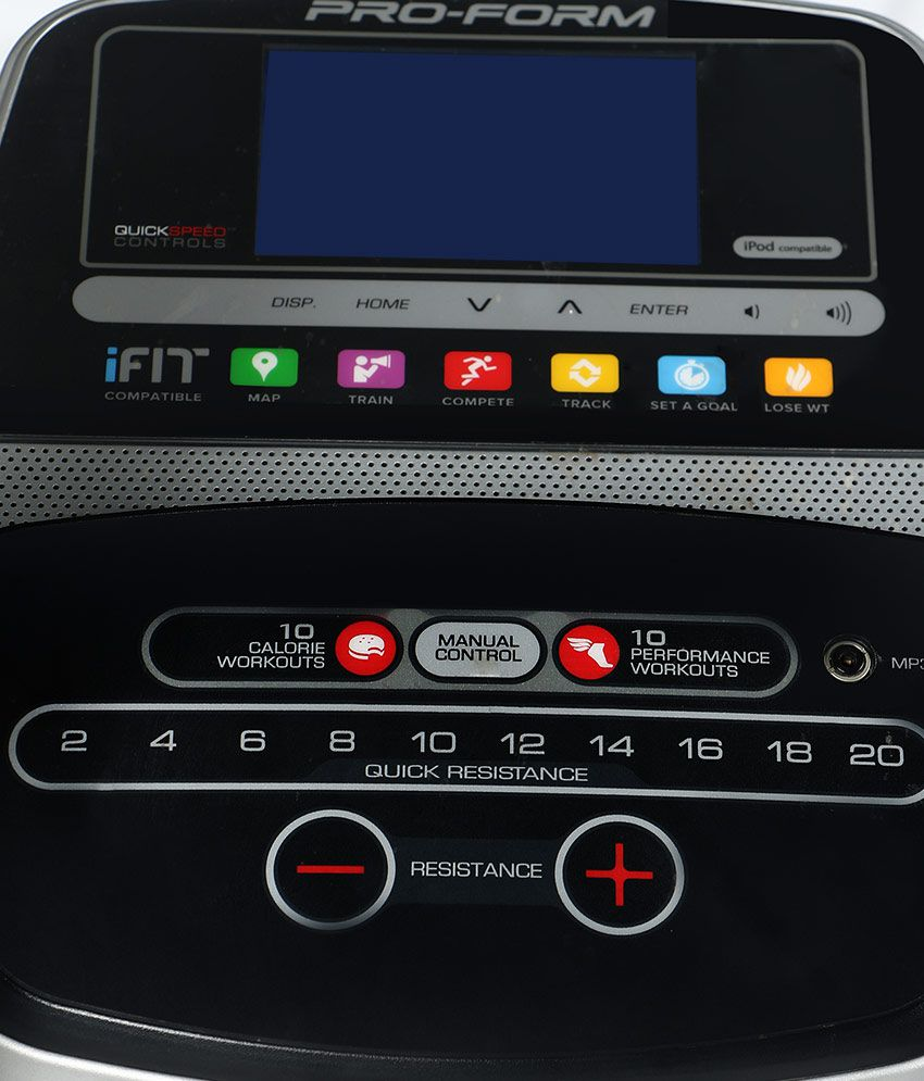 Proform Elliptical Cross-Trainer: Buy Online at Best Price on Snapdeal