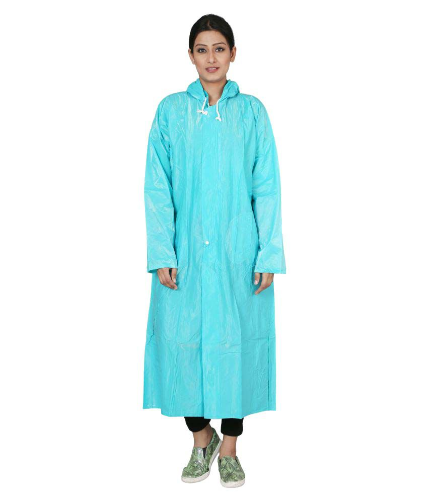 Finery Long Raincoat