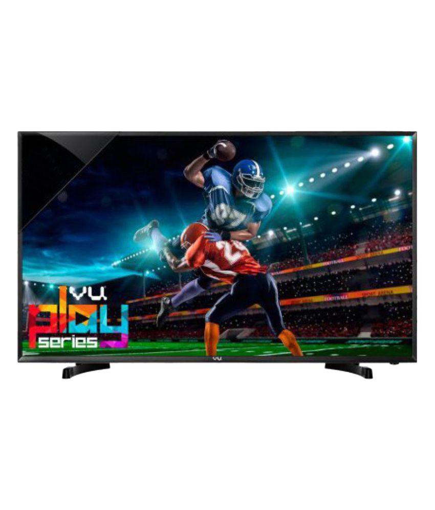 Vu 124cm (49) Full HD LED TV (49D6575 2 X HDMI 2 X USB)