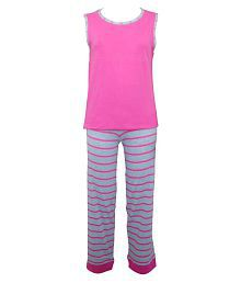 Sweet Dreamers 100% Cotton Girls Pyjamas Set