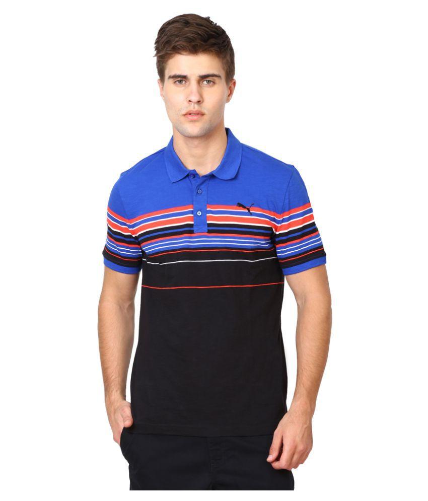 Puma Multi Polyester T-Shirt