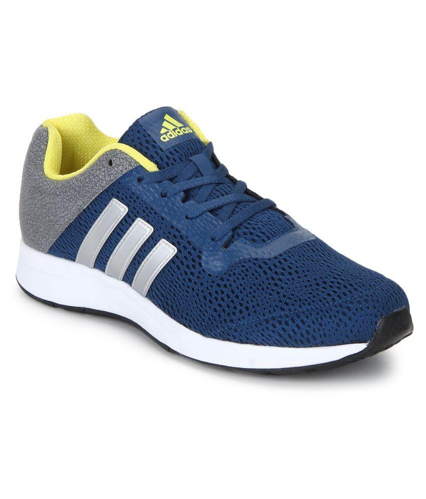 Adidas Erdiga Blue Running Shoes - Buy
