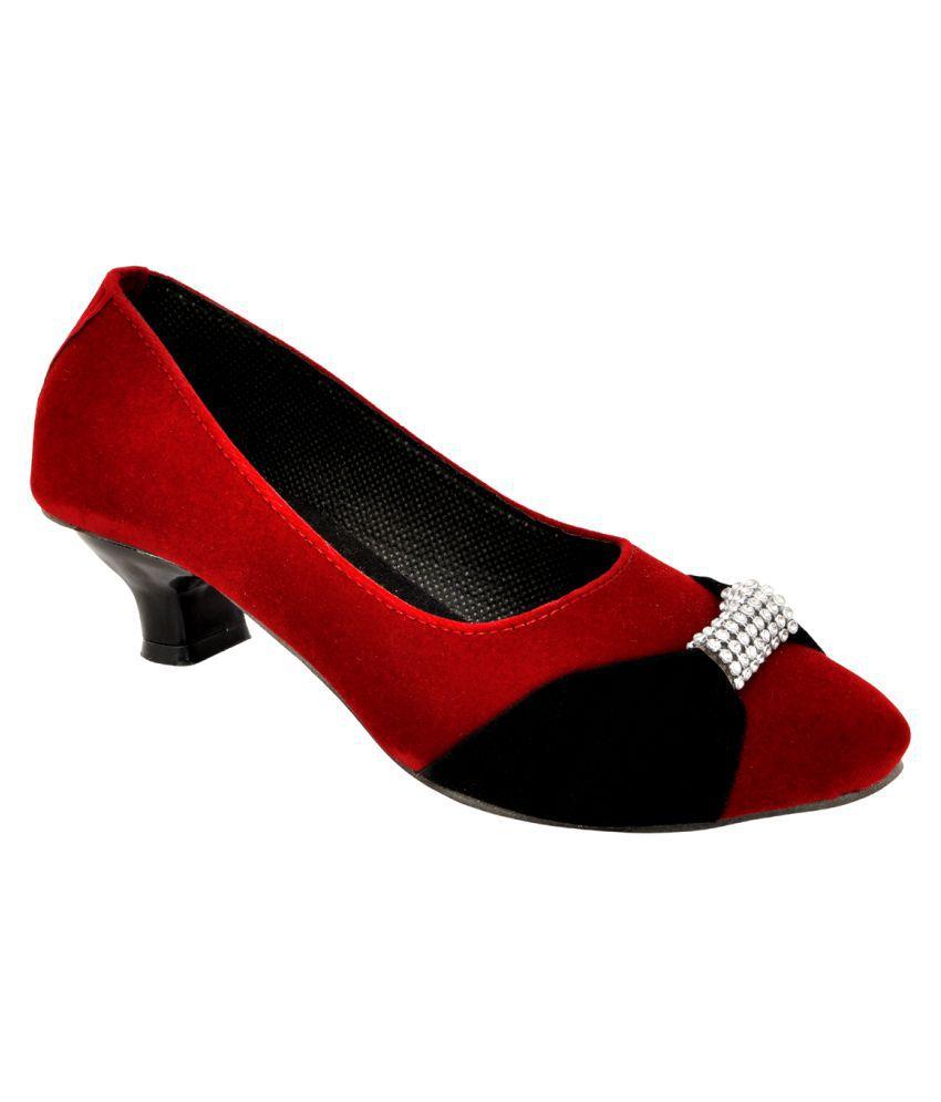 Altek Maroon Ballerinas cheap sast cheap sneakernews 100% authentic sale online q2xRQRa