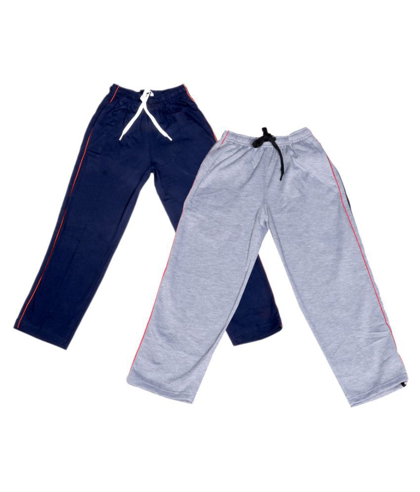 IndiWeaves Girls Premium 1 Cotton and 1 Warm Wollen Lower(Pack of 2)
