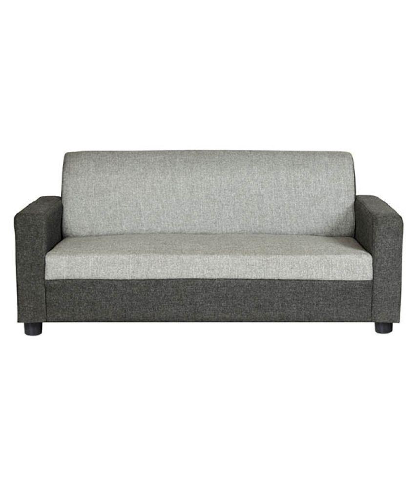 gioteak kimwel fabric 3 seater sofa buy gioteak kimwel fabric 3 rh snapdeal com