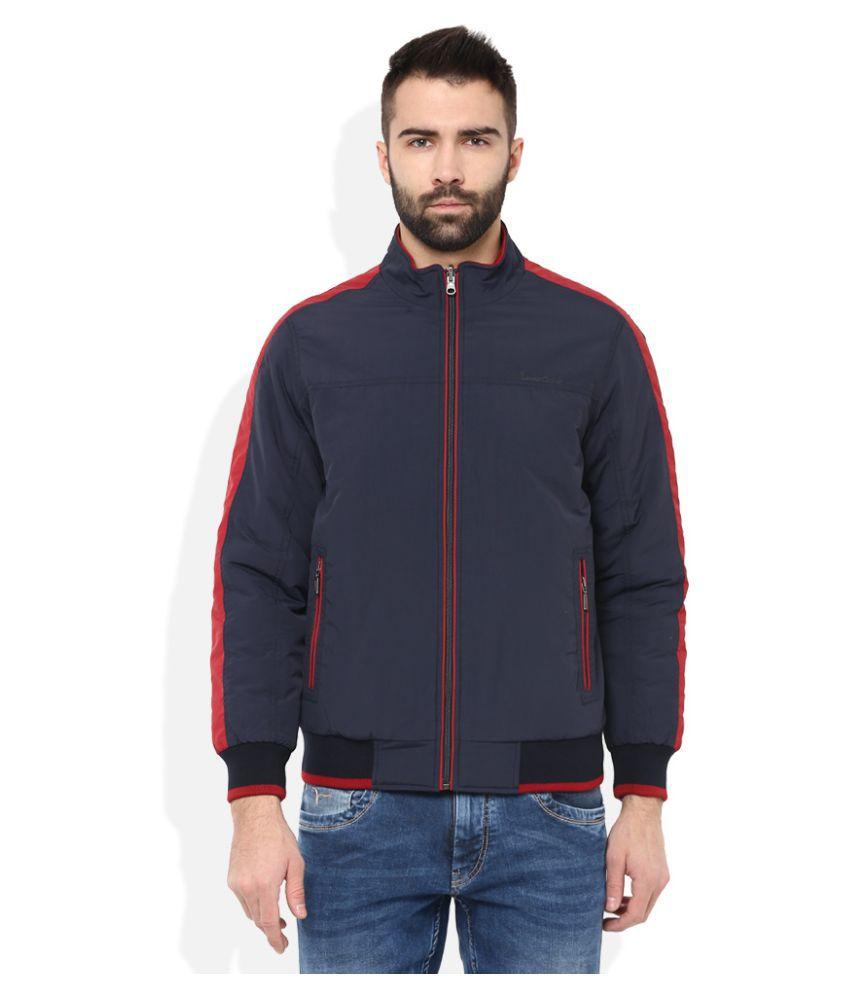 Monte Carlo Red Reversible Jacket