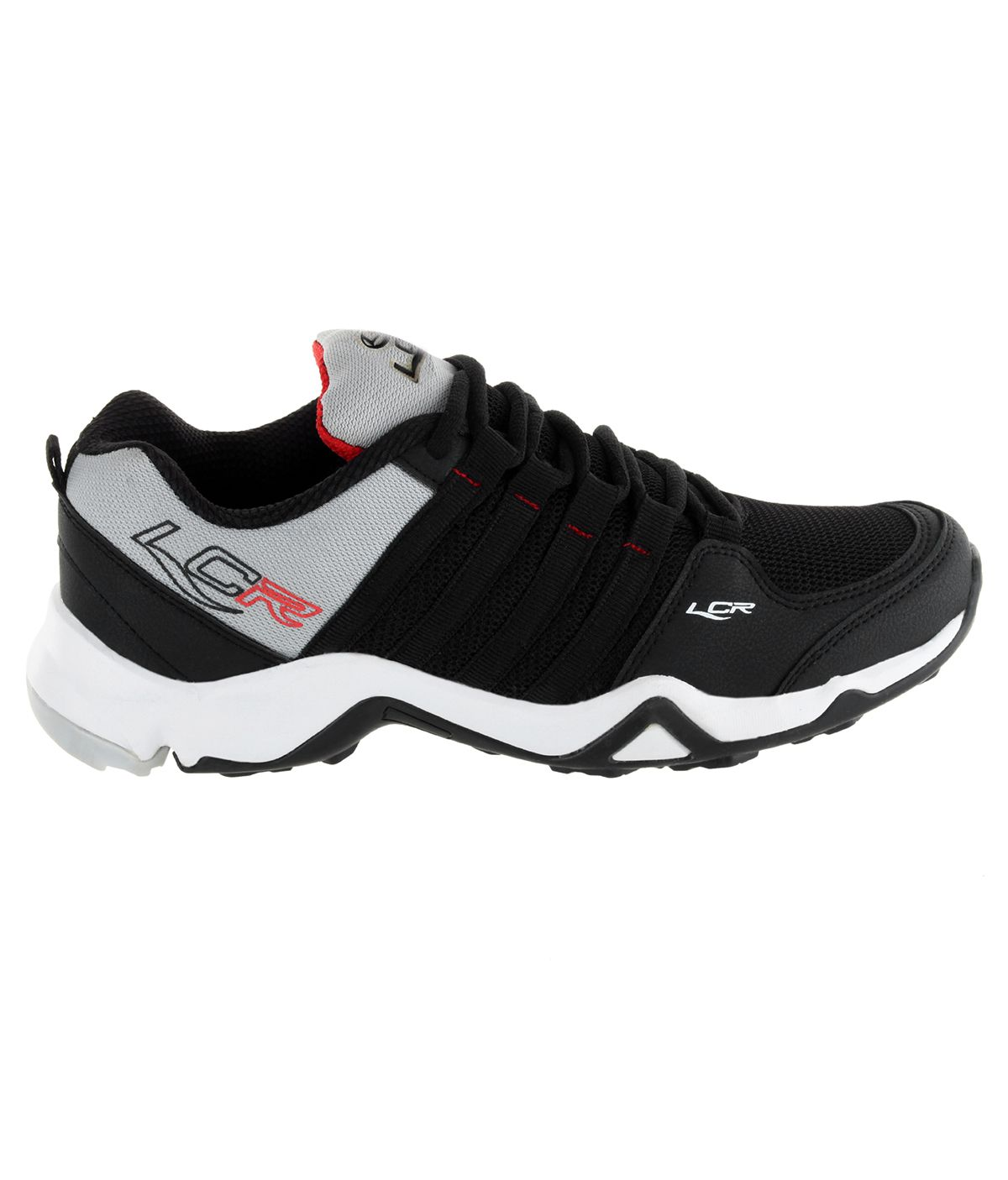 36e956685c7 Lancer cuba-14 Black Running Shoes - Buy Lancer cuba-14 Black ...