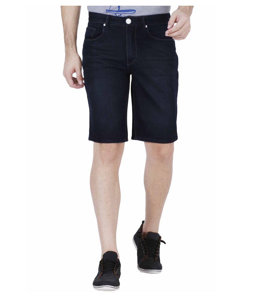 Cross Plus Blue Shorts