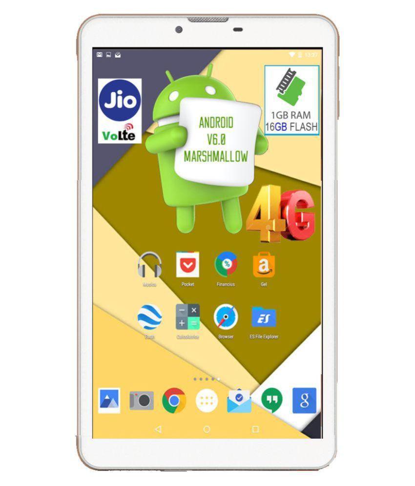 I Kall N4-16GB VoLTE White ( 4G + Wifi ,...