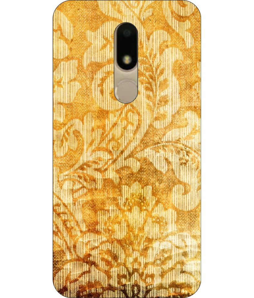 Motorola Moto M Printed Cover By Go Hooked