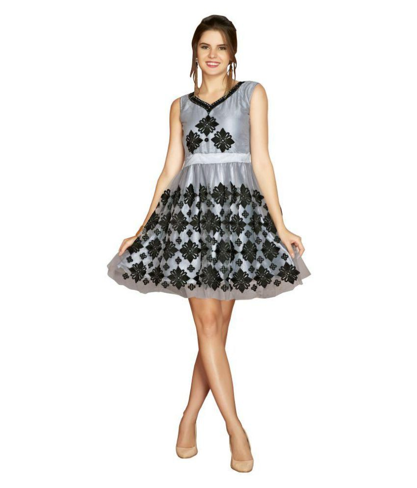2f61257a6785 Elevate Women Net Dresses - Buy Elevate Women Net Dresses Online at Best  Prices in India on Snapdeal