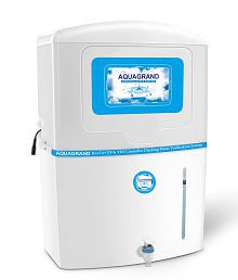Aquagrand 12 Litre 14 Stage Automatic TDS RO+UV+UF & Mineral RO Water Purifier