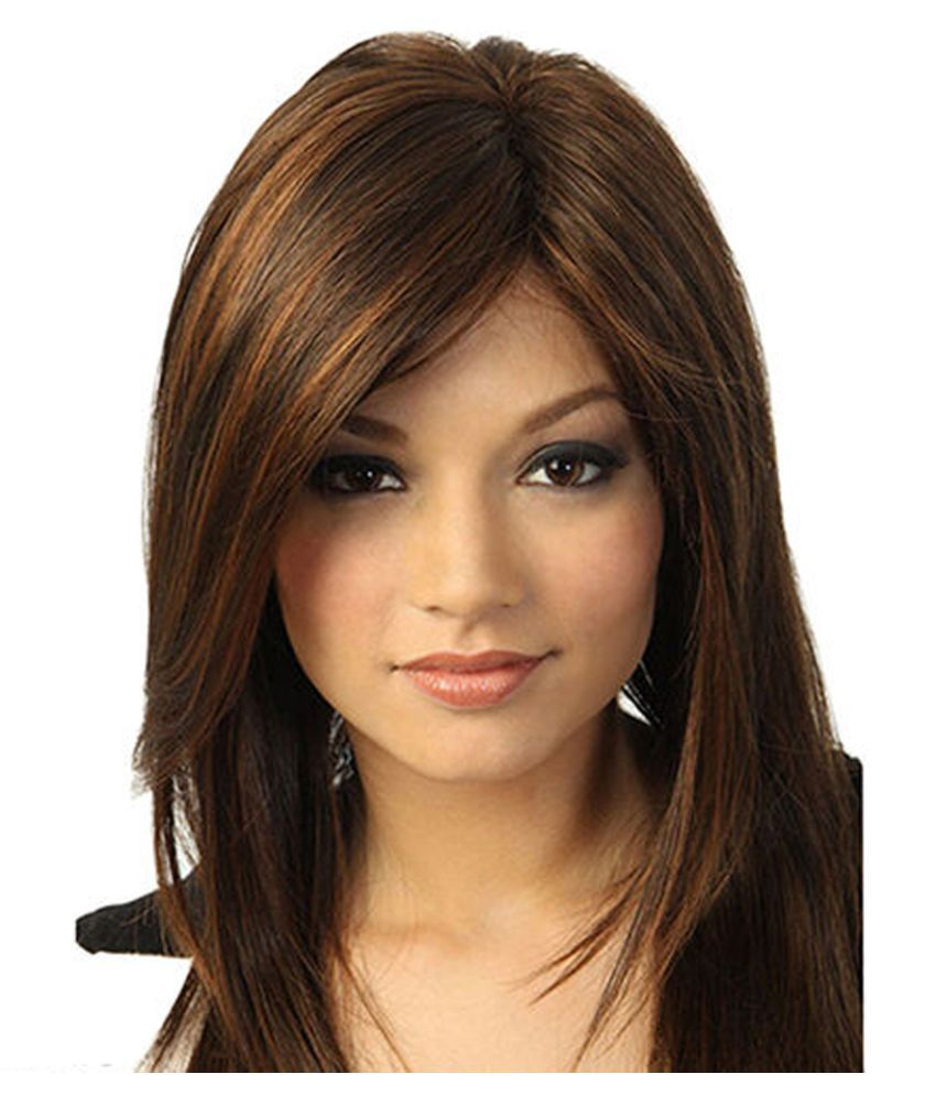 Ritzkart Brown Formal Hair Wig Hair Accessories: Buy Online at Low Price in India - Snapdeal