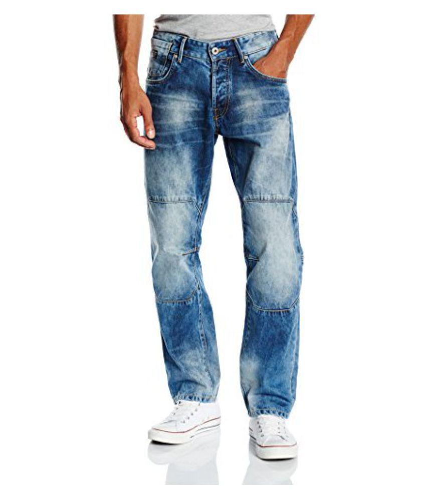 Jack & Jones Mens Relaxed Jeans