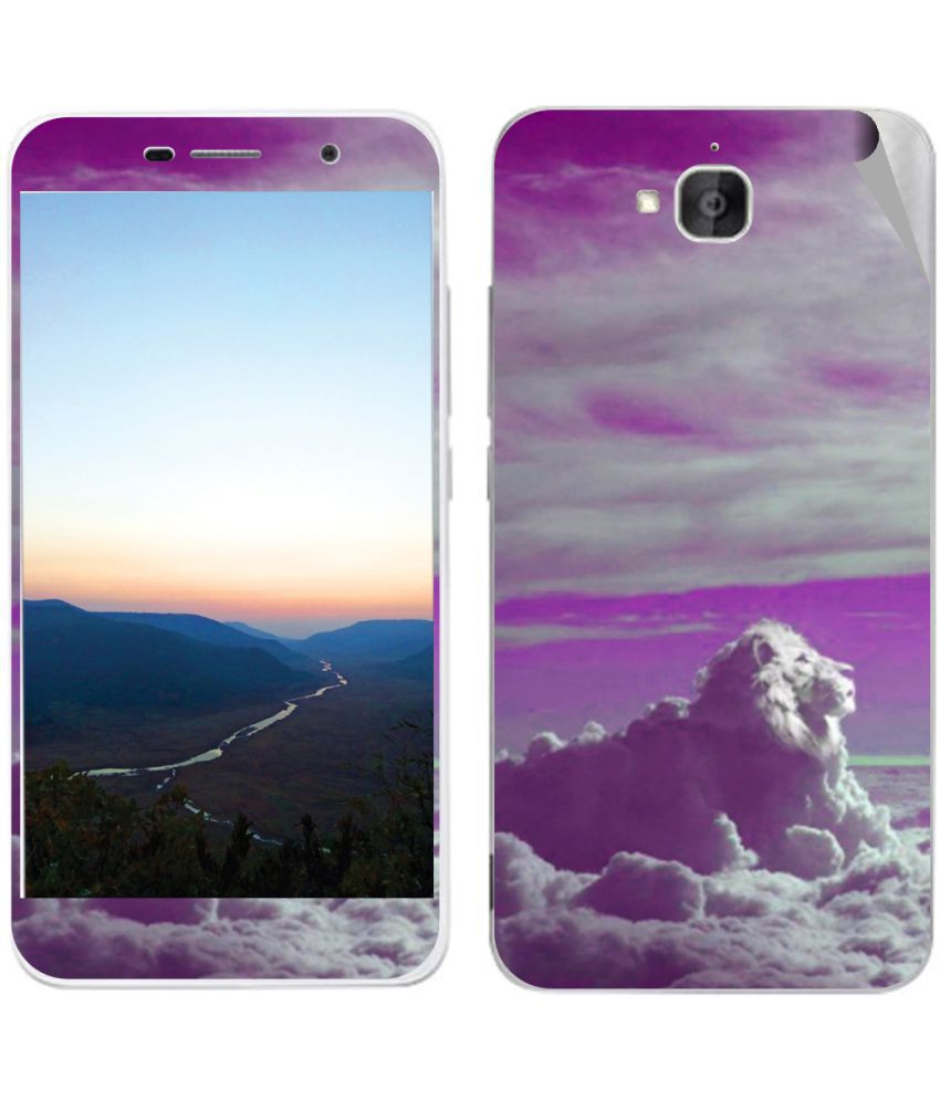 promo code c69f3 693fe Huawei Y6 Pro Designer Sticker By Snooky - Printed Back Covers ...