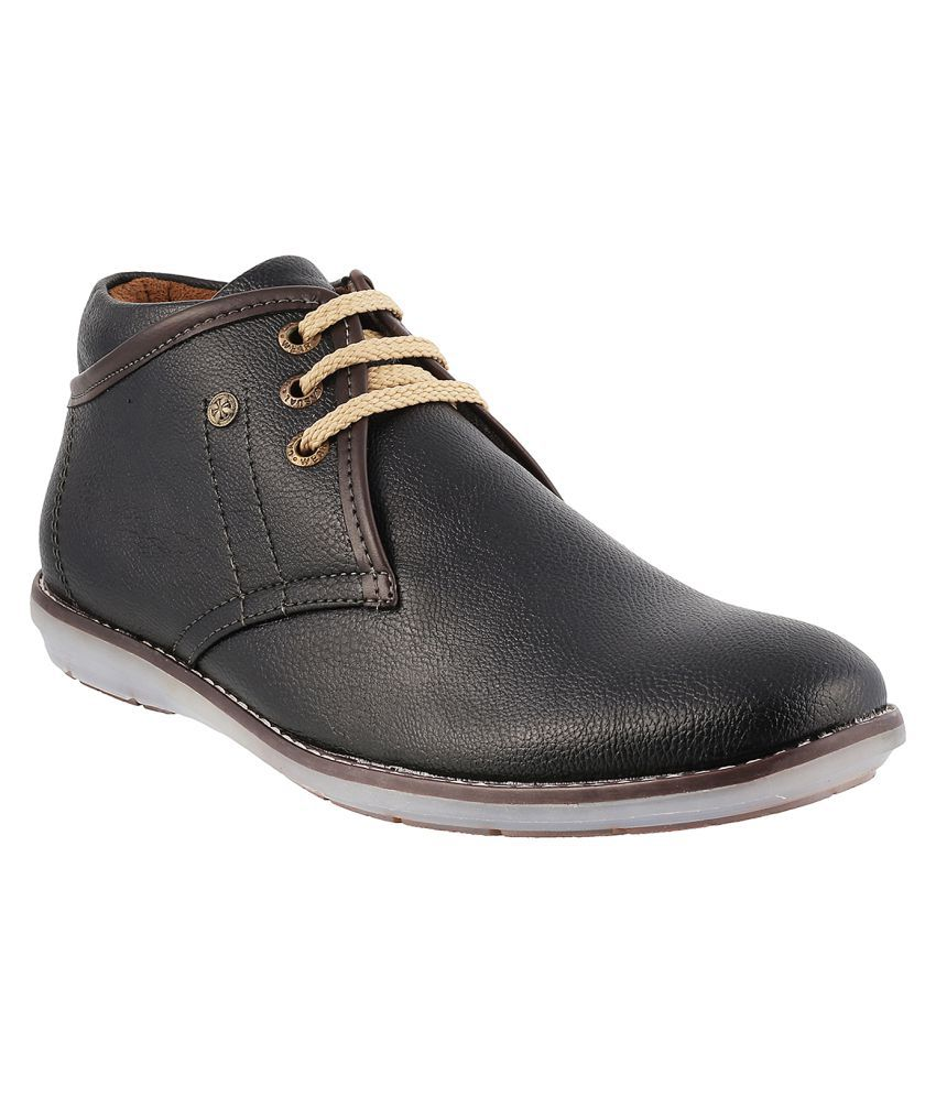MSL BLACK Chelsea boot